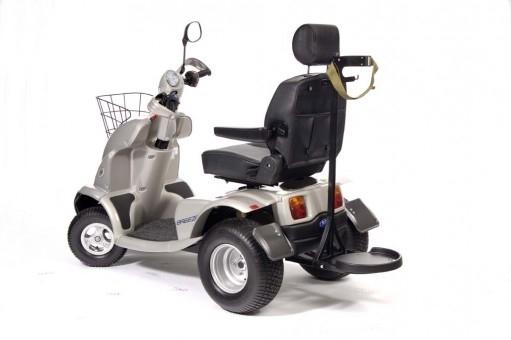 Tga Breeze 4 Mobility Scooters Uk