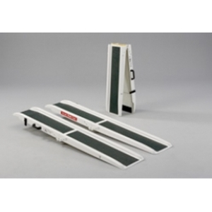 Lightweight Fibreglass Channel Ramp