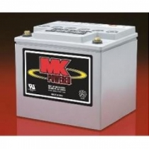 12 Volt 45 Amp/hour Mobility Scooter Batteries by MK