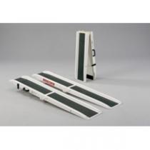 Lightweight Fibreglass Channel Ramp